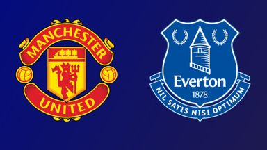 Man Utd v Everton