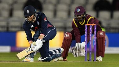 England v Windies: 1st ODI
