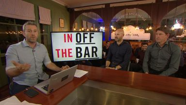 Carling - In Off The Bar - 15th Sep