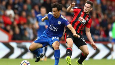 Bournemouth v Leicester