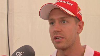 Vettel explains Singapore crash
