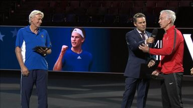 The Laver Cup draw