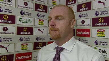 Dyche: A close affair