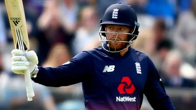 Bairstow to open for England