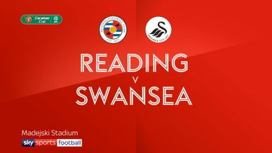 Reading 0-2 Swansea