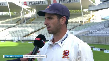 Ten Doeschate hails Silverwood
