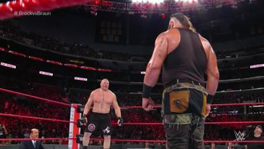 Was Suplex City enough for Lesnar?