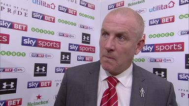 Warburton: Soft goals cost us