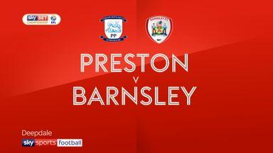 Preston 1-1 Barnsley