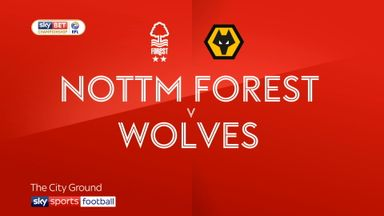 Nottingham Forest 1-2 Wolves