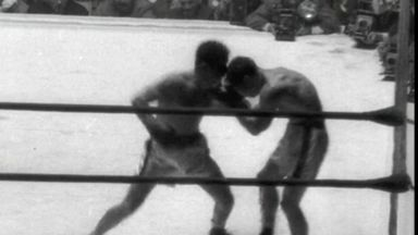 LaMotta retains world title in 1950