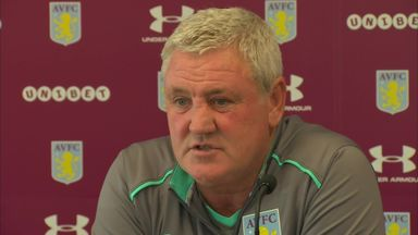 Bruce: Villa will be more expansive