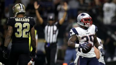 Patriots 36-20 Saints