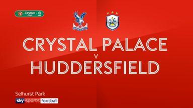 Crystal Palace 1-0 Huddersfield