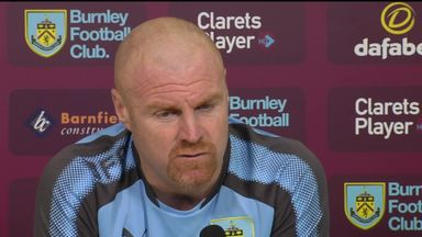 Dyche: Stats flattered Liverpool
