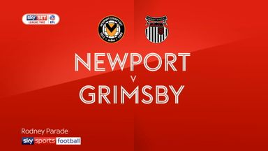 Newport 1-0 Grimsby
