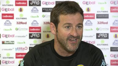 Christiansen calm on PL hopes
