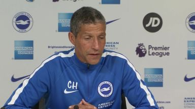 Hughton: The key is responding