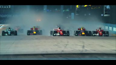 Singapore GP - Race Recap