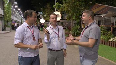 F1 Debate – McLaren