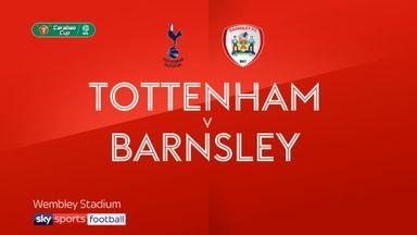 Tottenham 1-0 Barnsley
