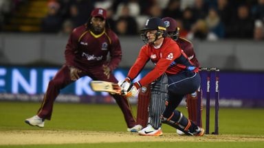 England v Windies T20 highlights