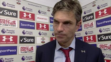 Pellegrino: We controlled the game