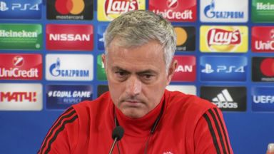 Mourinho happy to have avoided ban