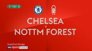 Chelsea 5-1 Nott'm Forest