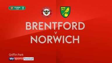 Brentford 1-3 Norwich