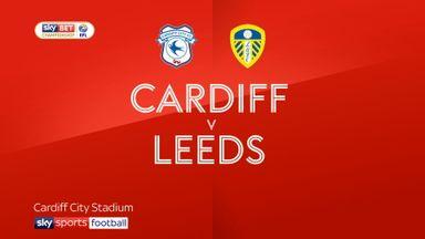 Cardiff 3-1 Leeds