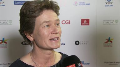 Catriona Matthew named Solheim Cup captain