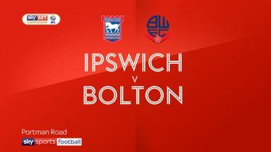 Ipswich 2-0 Bolton