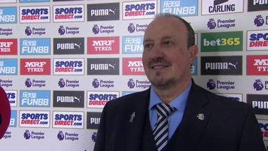 Benitez: Lascelles doing well