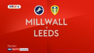 Millwall 1-0 Leeds