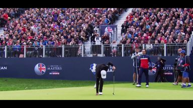The British Masters is coming!