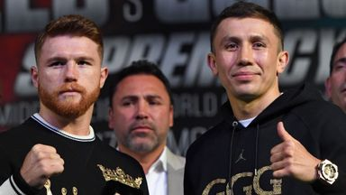 GGG: Biggest night for boxing