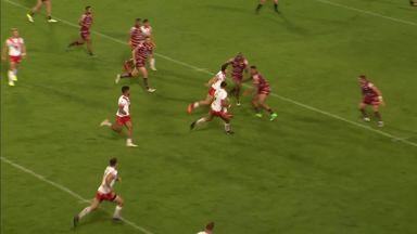 St Helens 40-16 Huddersfield