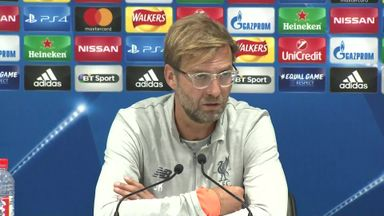Klopp: Concentration the problem