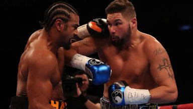 Hearn: Public want Haye v Bellew II