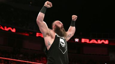 Strowman's utter destruction
