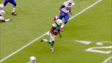 Jay Ajayi Masterclass: Finishing the run