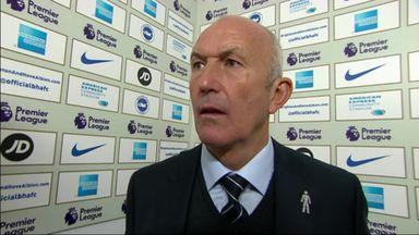 'We conceded three poor goals'