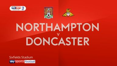 Northampton 1-0 Doncaster