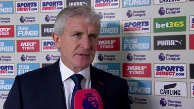 Hughes: We weren't able to capitalise