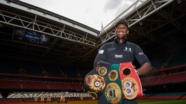 Legacy crucial for Joshua