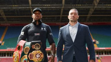 Joshua v Pulev is coming!