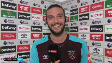 Carroll: Good to be back