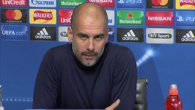 Guardiola: It's only September