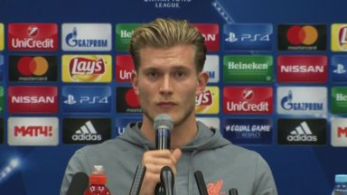 Karius: Klopp keen to take risks